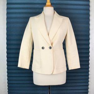 Ann Taylor Women's Natural Twill Arianna Jacket